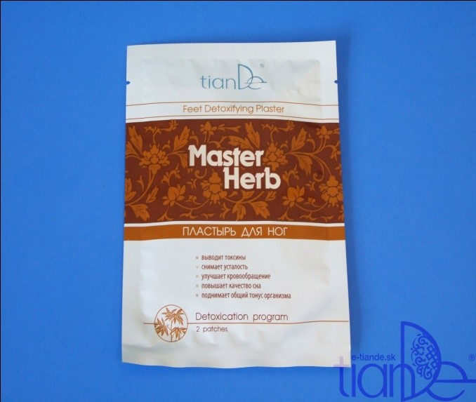 tiande master herb